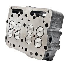 3411817 - New Cummins N14 Celect 3, 4, and 5 Loaded Cylinder Head