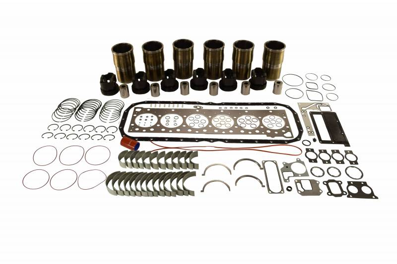 Pistonless Re-Ring Inframe overhaul rebuild kit for Cummins ISX