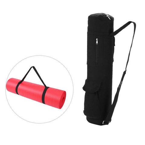 Yoga Mat Storage Bag Multifunctional Yoga Bag Female Large Capacity Portable Storage Bag Yoga Fitness Accessories