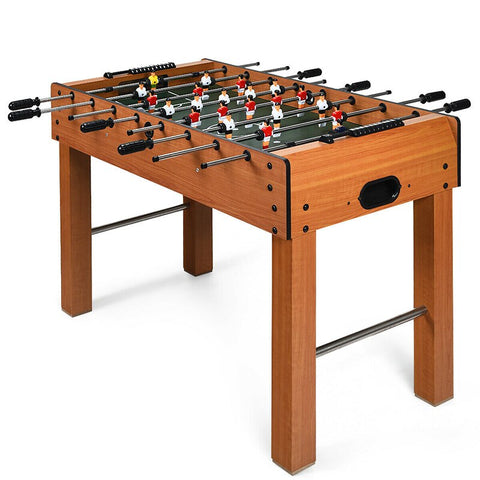 "Image of GO PLUS 48"" Foosball Table Indoor Soccer Game TY246800"