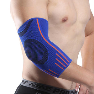 Long Perspiration Breathable Riding Elbow Pads