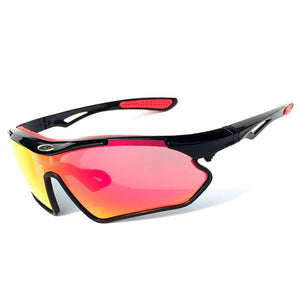 Polarized Cycling Sunglasses Men and Women Bicycle Sunglasses