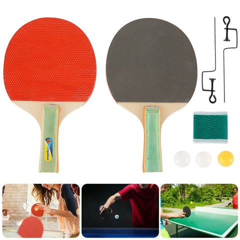 Table Tennis Net Portable Anywhere Ping Pong Post Net Rack For Any Table Entertainment Workout Gym Portable Sport Supplies