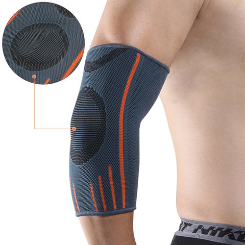 Image of Long Perspiration Breathable Riding Elbow Pads