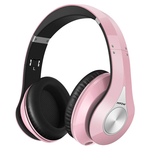 Mpow Best 059 Headphones Wireless Bluetooth 4.0 Built-in Mic