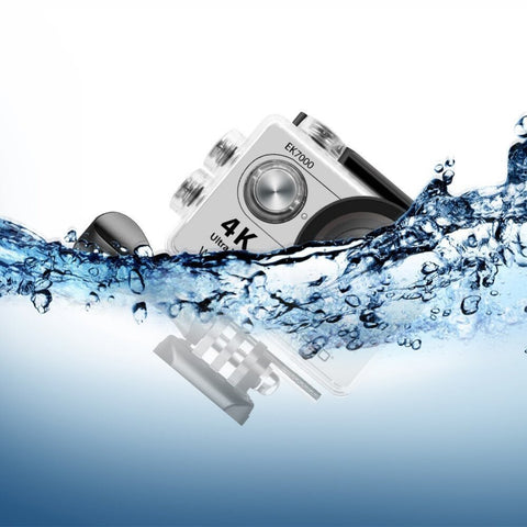 Image of AKASO EK7000 4K WIFI Waterproof Outdoor Action Camera Video