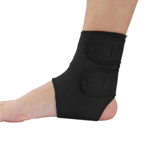 Tightness Black Ankle Protector Sports Ankle Support Elastic Ankle Brace Guard Foot Support Sports Gear Gym