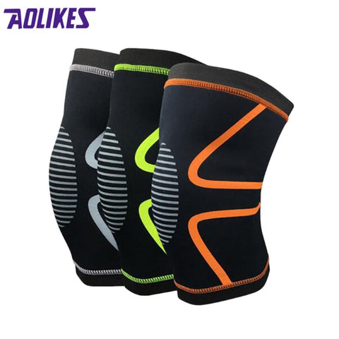 Image of Outdoor Fitness Knee Pads For Cycling Or Running