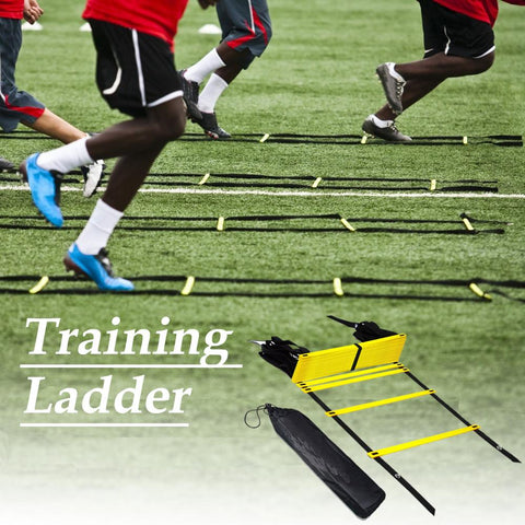 Agility Speed Jump ladder Soccer Agility Outdoor Training