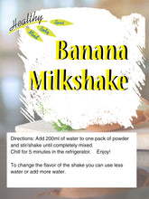 Load image into Gallery viewer, Banana Milkshake