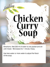 Load image into Gallery viewer, Chicken Curry Soup