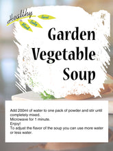 Load image into Gallery viewer, Garden Vegetable Soup