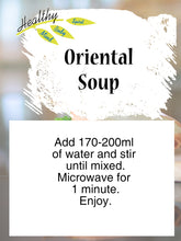 Load image into Gallery viewer, Oriental Soup