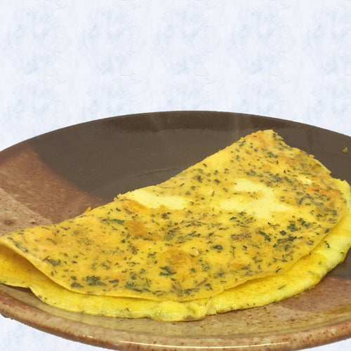 Mixed Herbs Omelette