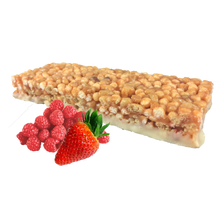 Load image into Gallery viewer, White Chocolate Berry Crisp Protein Bar