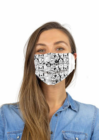 The Dogs Everywhere Mask - Brilliant Masks