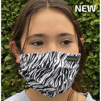 The Zebra Mask - Brilliant Masks
