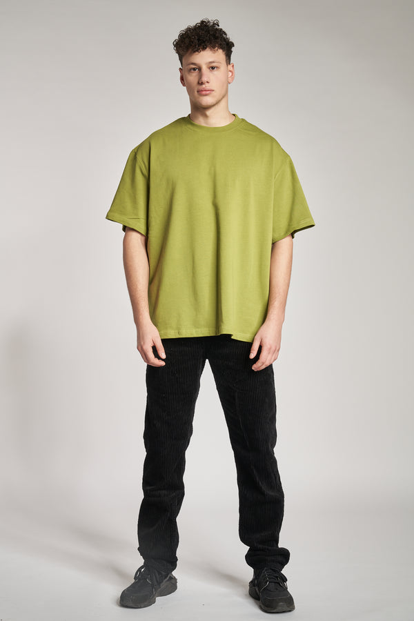 Oversized Shirt Green