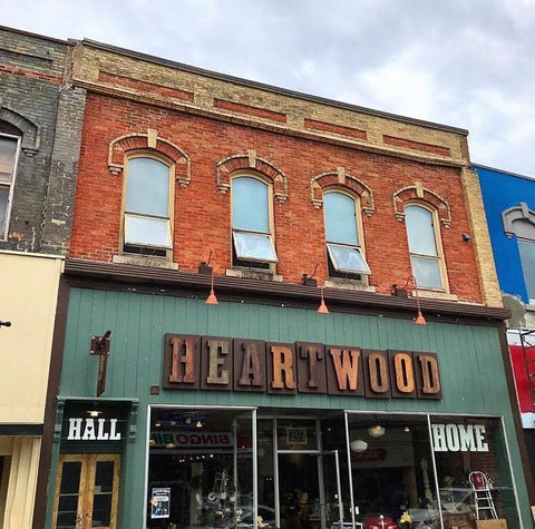 Heartwood Home store