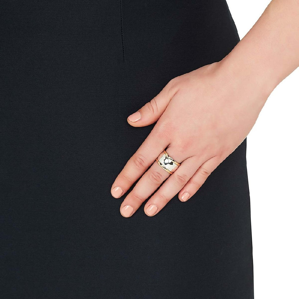 NAJO CAROLINA SILVER RING