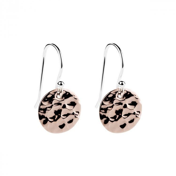 NAJO RABBLE EARRINGS ROSE