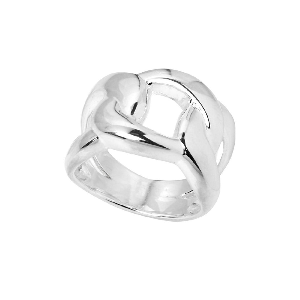 NAJO SILVER GENEROSITY RING