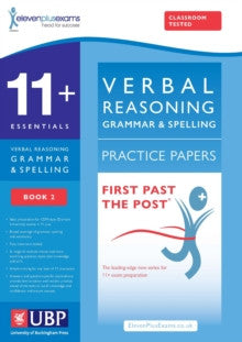 11+ Verbal Reasoning Grammar & Spelling for CEM