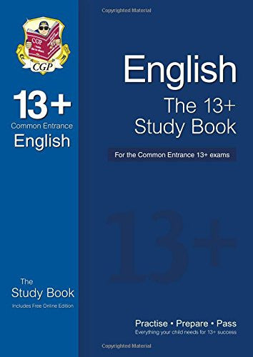 ISEB English 13+ Revision Guide