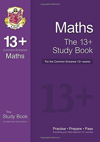 ISEB Maths 13+ Revision Guide
