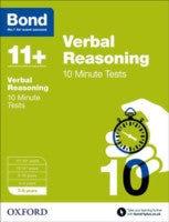 Verbal Reasoning 10 Minute Tests