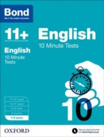 English Bond 10 Minute Tests