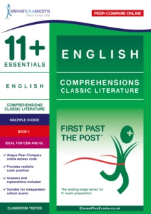 UBP 11+ Comprehensions Classic Literature