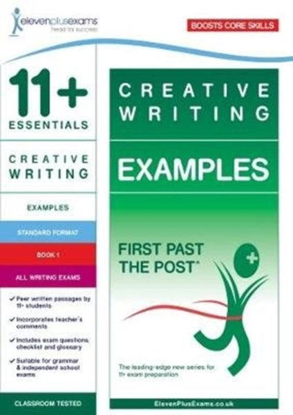 11+ Essentials Creative Writing Examples