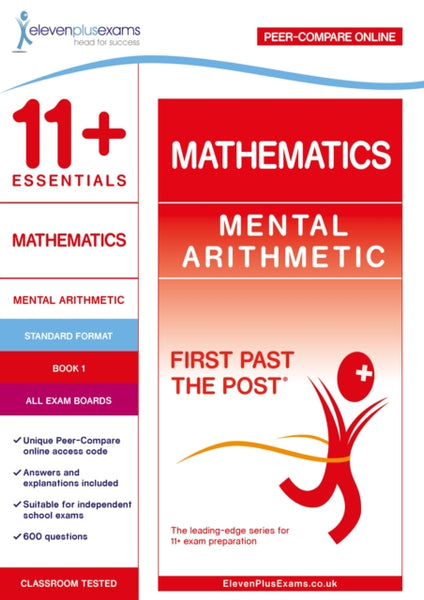 11+ Essentials Mental Arithmetic