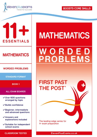 11+ Essentials Mathematics Worded Problems
