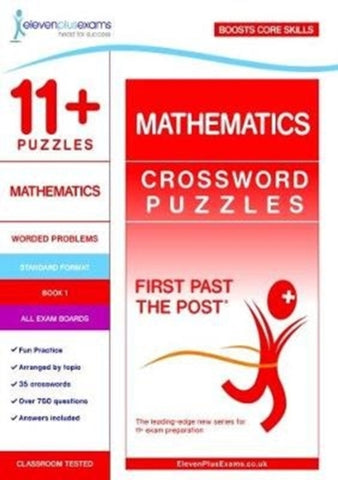 11+ Puzzles Mathematics Crossword Puzzles