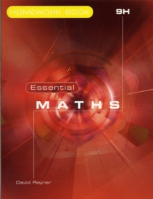 Essential Maths : Homework Bk. 9H by Michael White