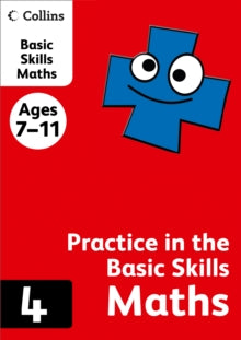 Maths Book 4 Collins Practice in the Basic Skills