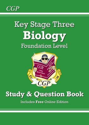 KS3 Biology Study and Question Book