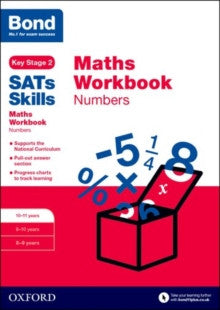 Bond SAT's Skills: Maths Workbook: Numbers 10-11 Years
