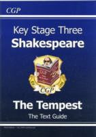 CGP KS3 English Shakespeare Text Guide- The Tempest