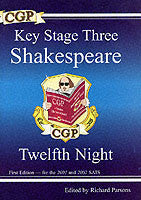 CGP KS3 English Shakespeare Text Guide- Twelfth Night