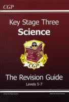 CGP KS3 Science Study Guide - Higher