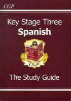 CGP KS3 Spanish Study Guide