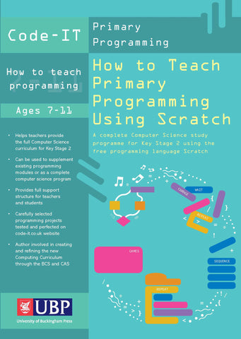 How to Teach Primary Programming for Key Stage 2