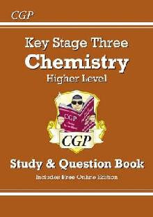 KS3 Chemistry Study and Question Book