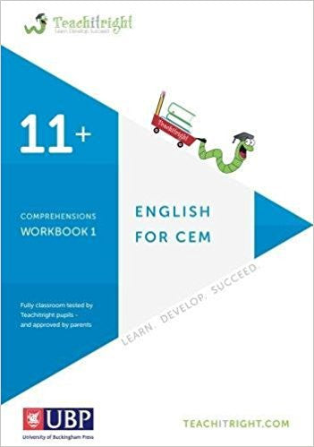 English for Cem 11 +: Comprehension Tests Workbook