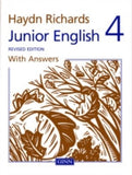 Haydn Richards Junior English Book with Answers