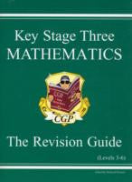CGP KS3 Maths Study Guide- Foundation