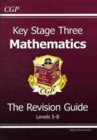 CGP KS3 Maths Study Guide- Higher